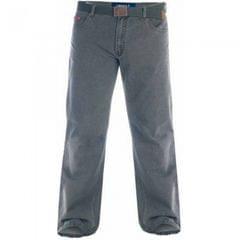 Duke London Canary Bedford - Pantalon en velours avec ceinture - Homme