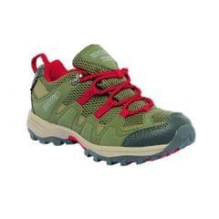 Regatta Garsdale - Chaussures basses de randonnée imperméables - Enfant unisexe