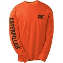 Caterpillar C1510034 - T-shirt à manches longues - Homme