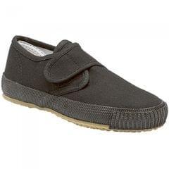 Dek - Chaussures scratch en toile - Garçon