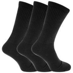 Chaussettes larges pour diabétiques (3 paires) - Homme