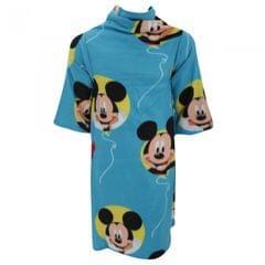 Disney Mickey Mouse - Couverture en polaire à manches - Garçon