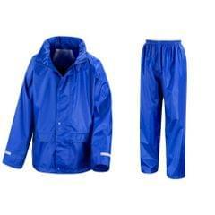 Result Core - Veste et pantalon de pluie - Enfant unisexe
