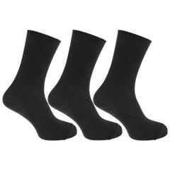 Chaussettes non élastiquées (3 paires) - Homme