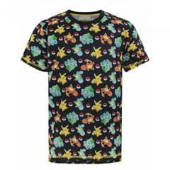 Pokemon - T-shirt à manches courtes - Garçon