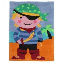 Kiddy Rug Kinderteppich mit Piraten-Design