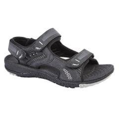 PDQ Herren Sport-Sandale mit Klettverschluss, extrem leicht