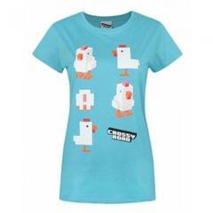 Crossy Road - T-shirt à manches courtes - Femme