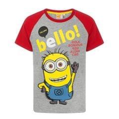 Despicable Me Kinder/Jungen Yellow Bello Minion T-Shirt