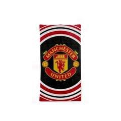 Manchester United FC Handtuch mit Puls-Design
