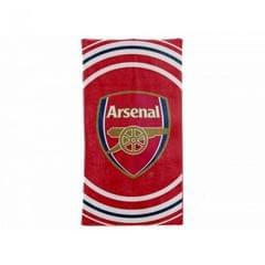 Arsenal FC Handtuch mit Puls-Design