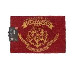 Harry Potter offizielle Welcome To Hogwarts Türmatte
