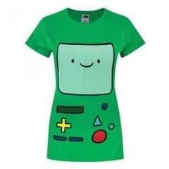 Adventure Time Damen BMO T-Shirt