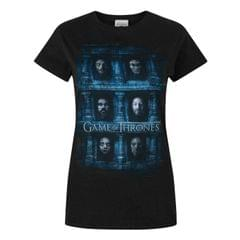 Game Of Thrones Damen Hall Of Faces T-Shirt
