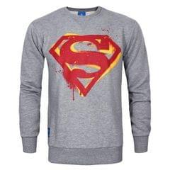 DC Comics Herren Superman-Sweatshirt