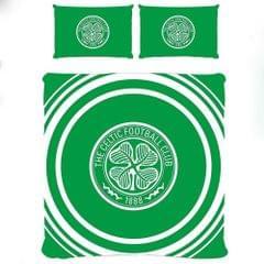 Celtic FC offizielles Pulse Design Bettwäsche Set