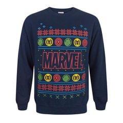 Marvel - Pull de Noël - Homme
