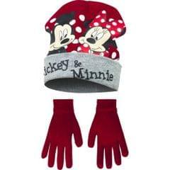 Disney Minnie Mouse Kinder/Mädchen Mickey & Minnie Winterset