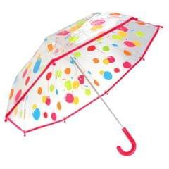 Drizzles Kinder Regenschirm mit Luftballon-Muster