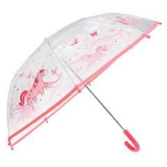Drizzles Kinder Regenschirm mit EInhorn-Motiv