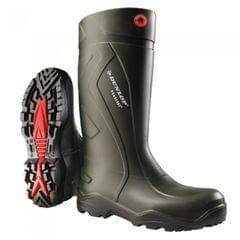 Dunlop - Bottes de pluie PUROFORT PLUS - Adulte mixte