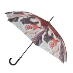Hawkins Unisex Automatik-Regenschirm mit Renoir-Gemälde