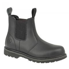 Amblers Unisex Steel FS5 Pull-On Dealer Boot / Womens Mens Boots