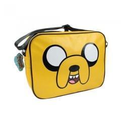 Adventure Time Childrens/Kids Official Jake Messenger Bag