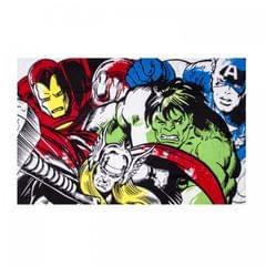 Marvel Comics Crop Fleece Blanket