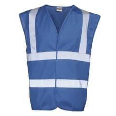 RTY Enhanced Vis Unisex Hi / Enhanced Visibility Safetywear Vest Top