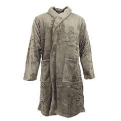 Pierre Roche Mens Luxury Super Soft Dressing Gown