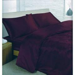 Charisma Satin Bedding Set (Duvet Cover, Fitted Sheet & Pillowcases)