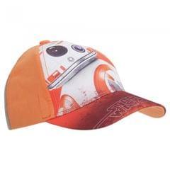Disney Star Wars Childrens/Kids The Force Awakens BB-8 Design Baseball Cap