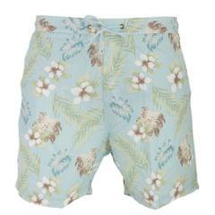 Cargo Bay Mens Hawaiian Printed Swimming Trunks/Shorts