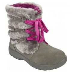Trespass Childrens Girls Isadora Snow Boots
