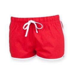 Skinni Minni Childrens/Kids Retro Sports Shorts