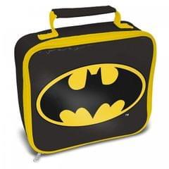 Batman Logo Lunch Bag