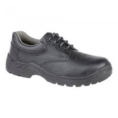Grafters Mens Padded Collar 4 Eye Safety Shoes