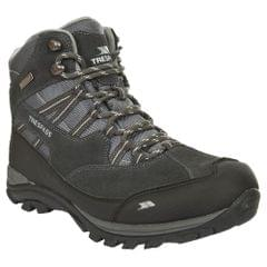 Trespass Mens Barkley Waterproof Lace Up Walking Boots
