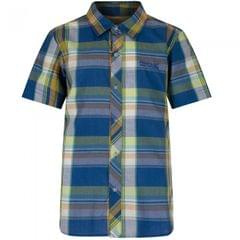 Regatta Great Outdoors Childrens Boys Crayford Short Sleeve Casual Shirt