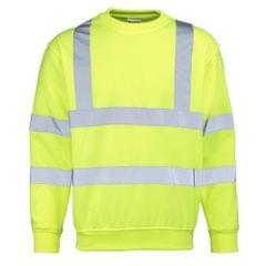 RTY High Visibility Mens High Vis Sweatshirt