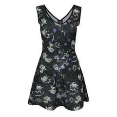 Nightmare Before Christmas Womens/Ladies Vampire Teddy Dress