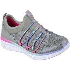 Skechers Childrens/Girls Synergy 2.0 Simply Chic Slip-On Sneakers