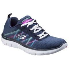 Skechers Womens/Ladies Flex Appeal 2.0 Act Cool Sneakers