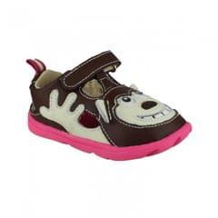 Zooligans Bobo The Monkey Little Girls Shoes