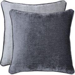Riva Home Mottram Velvet Style Square Cushion Cover