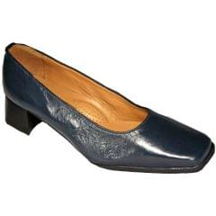 Amblers Walford Ladies Leather Court / Womens Shoes