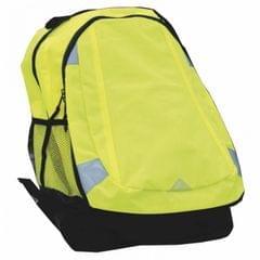 RTY Enhanced Vis Large Reflective Backpack / Hi Vis Safetywear / Rucksack Bag