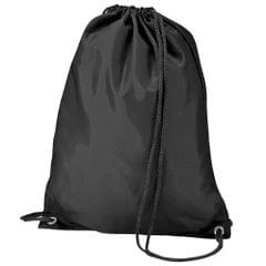 BagBase Budget Water Resistant Sports Gymsac Drawstring Bag (11 Liters)