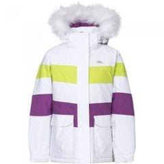 Trespass Childrens Girls Hawser Ski Jacket